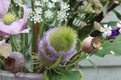 British grown flowers - grown not flown.